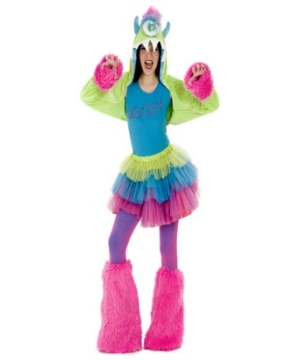 Uggsy Monster Teen Costume