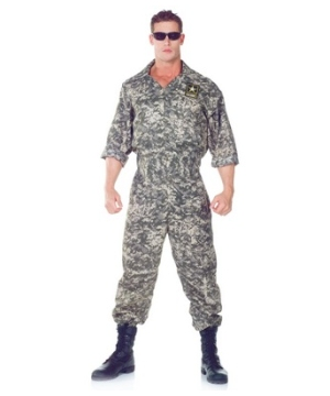 Us Army Adult Costume