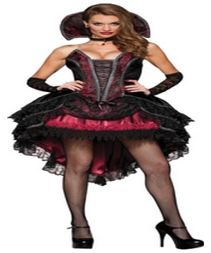 Vampire Vixen Adult Costume