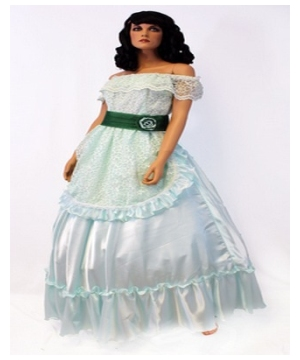 Southern Belle Exclusive Women Costume deluxe