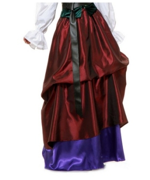 Renaissance Skirt Adult Costume