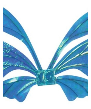 Tail Adult Wings Opal Blue