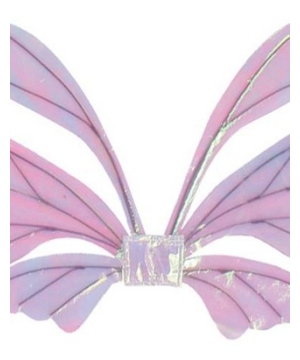 Tail Adult Wings Opal White