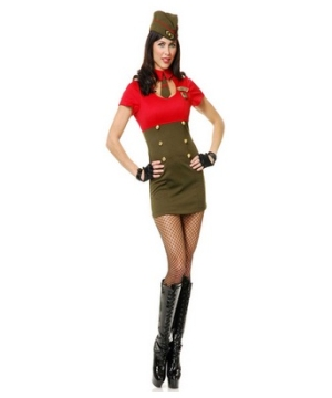Wwii Army Adult Costume
