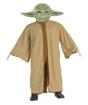 Yoda Kids Costume
