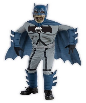 Deluxe Batman Zombie Kid Costume