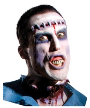 Zombie Teeth Accessory