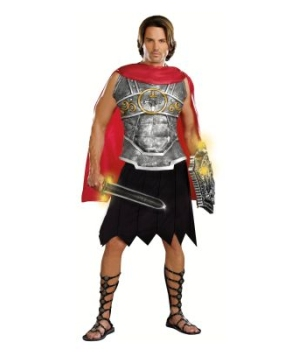 301 Spartan Warrior Adult Costume deluxe