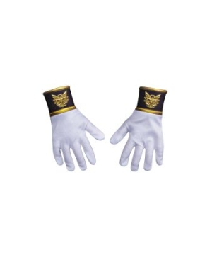 Power Ranger Megaforce Baby Gloves