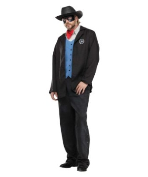 Wild West Wrangler Adult Costume