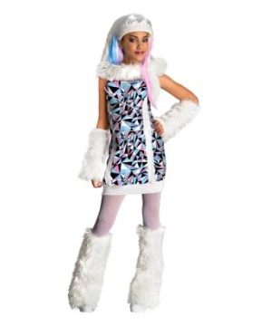 Abbey Bominable Monster High Girls Costume