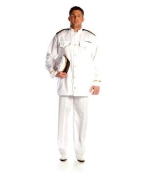 Admiral Adult Costume