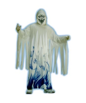 Ghost Soul Taker Mens Costume