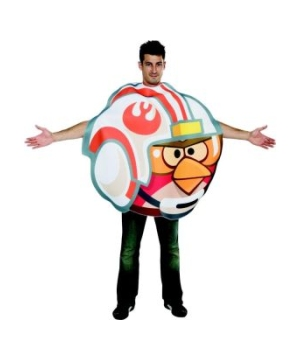 Angry Birds Luke Skywalker Adult Costume