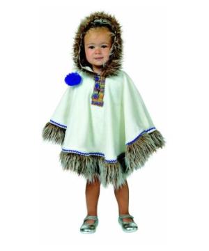 Alaska Baby Costume