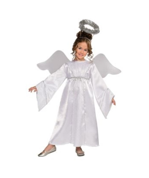 Sweet Angel Girls Costume