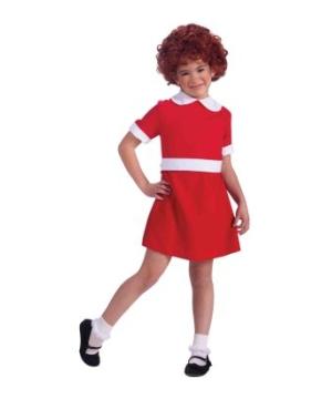 Annie Kids Costume