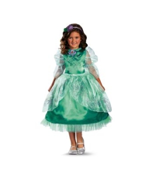 Ariel Sparkle Girls Costume deluxe