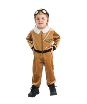 Aviator Baby Costume