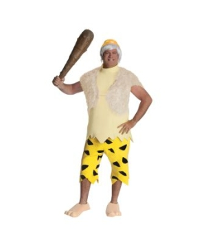 Bamm Bamm Adult plus Costume