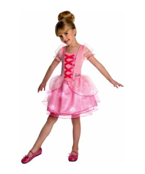 Barbie Light up Kids Costume