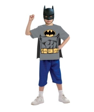 Batman Boys Costume Kit