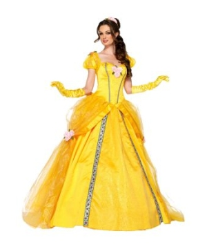 Belle Disney Womens Costume Theatrical