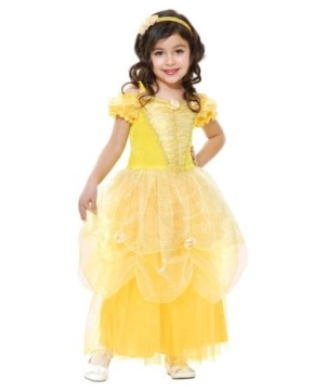 Belle Toddler Girls Costume