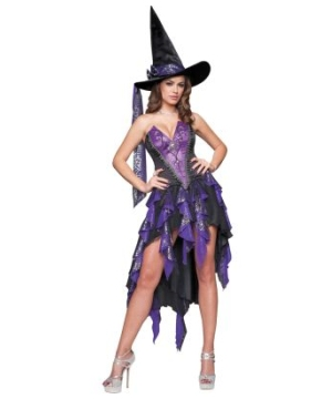 Bewitching Beauty Women Costume deluxe