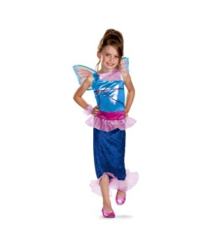 Bloom Mermaid Kids Costume