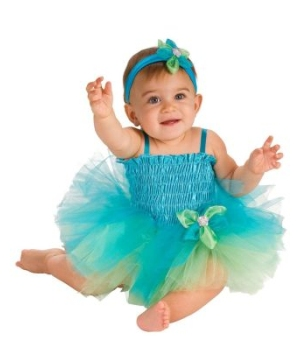 Blue/green Tutu Baby Costume