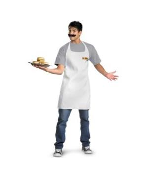Bob's Burgers - Bob Mens Costume