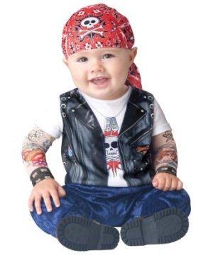 Born To Be Wild Baby Costume