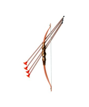 Bow and Arrow Set Accessory