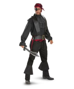 Buccaneer Pirate Adult Costume