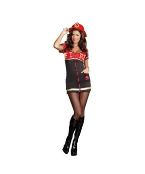 Burn Baby Burn Light up Adult Costume