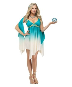 calypso sea goddess women costume