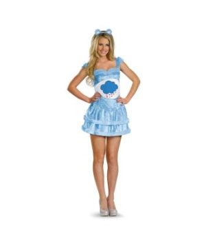 Care Bears Sassy Grumpy Bear Adult Costume