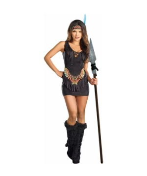 Chief Hottiebody Indian Women Costume deluxe