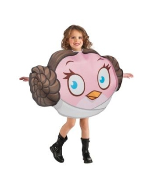 Angry Birds Princess Leia Kids Costume