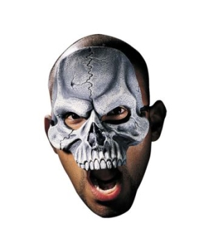 Skull Adult Chinless Mask