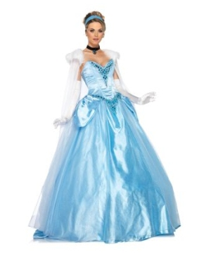 Cinderella Disney Womens Costume Theatrical