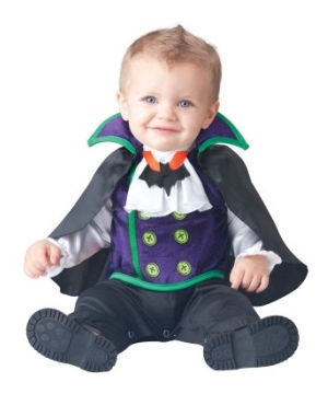 Count Cutie Baby Costume