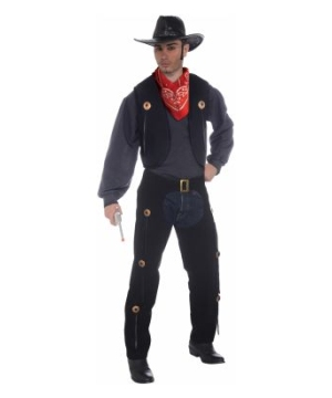 Cowboy Men Costume