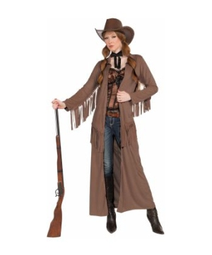 Cowboy Coat Adult Costume