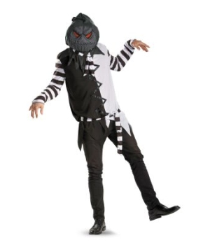 Creepy Jack O Lantern Adult Costume