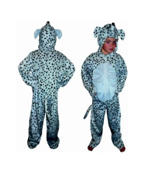 Dalmatian Baby Costume