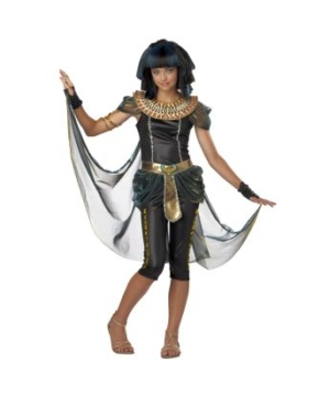 Dark Egyptian Princess Teen Costume