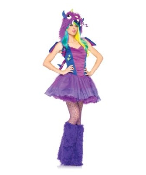 Darling Dragon Women Costume