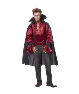 Dashing Vampire Adult Costume